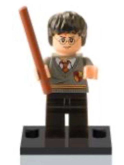 Potter - Harry In uniform