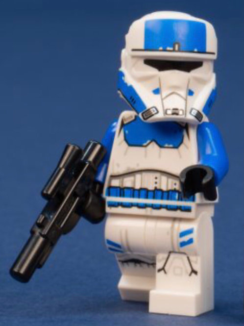 Blue trooper