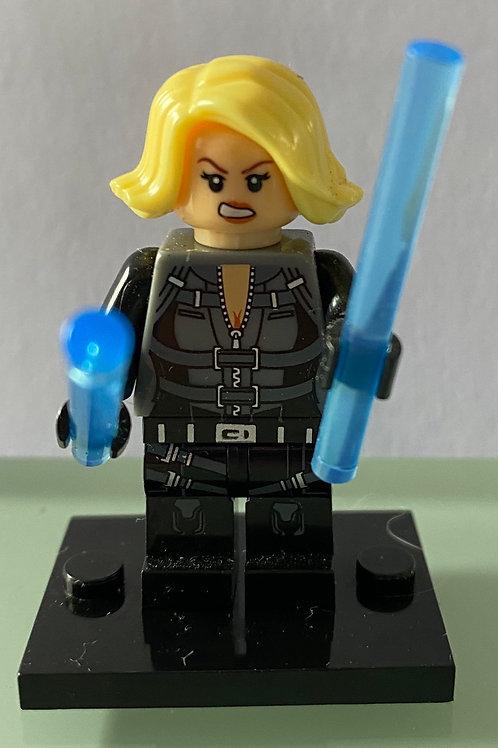 Blonde Ninja