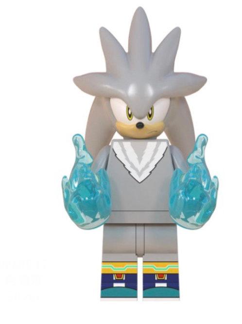 Hedgehog -Silver