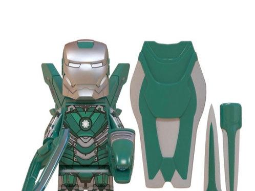 Iron - Green Man