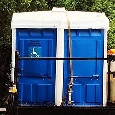 ADA handicap restrooms,Portable restroom rentals, Porta Potty, portable toilets, rent a porta potty
