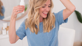 3 dry shampoo hacks that will CHANGE YOUR LIFE