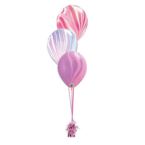SuperAGate 3 Balloon Bouquet