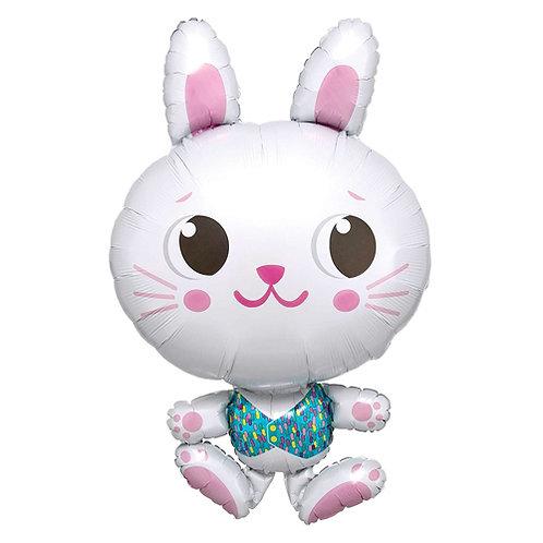 Rabbit 34inch Supershape Balloon