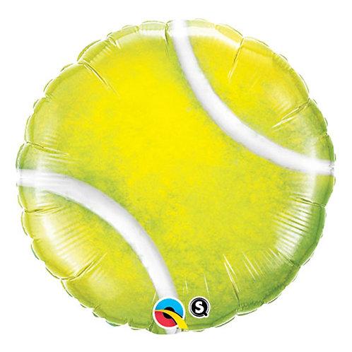 18 inch Tennis Ball Foil Balloon