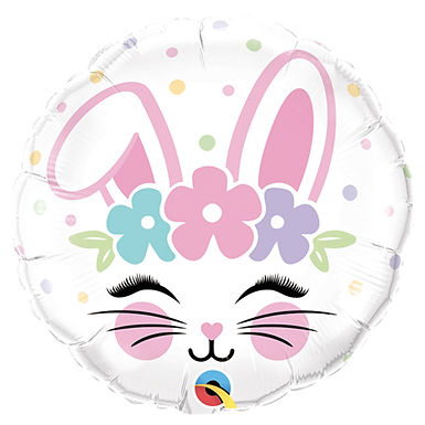 Rabbit 18inch Foil Balloon