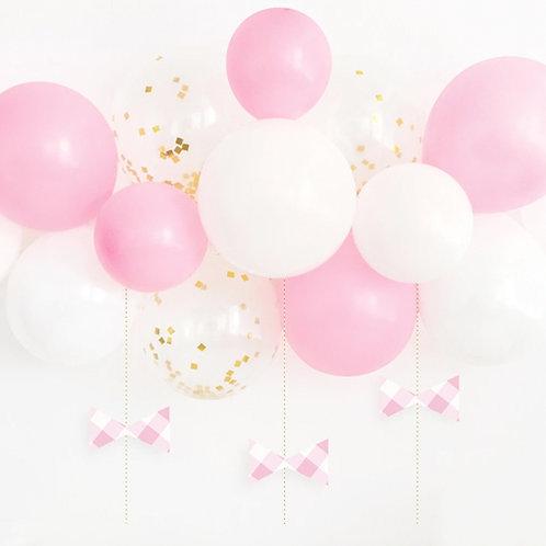 Pink Balloon Arch Kit