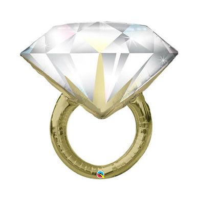 Diamond Ring Supershape Balloon