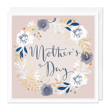 Happy Mother's Day Luxury Greeting Card