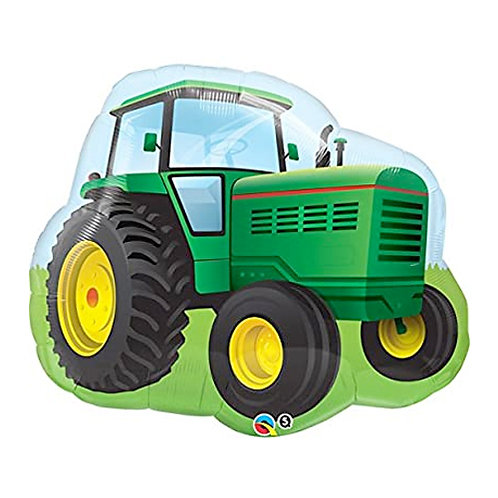 Tractor Supershape Balloon