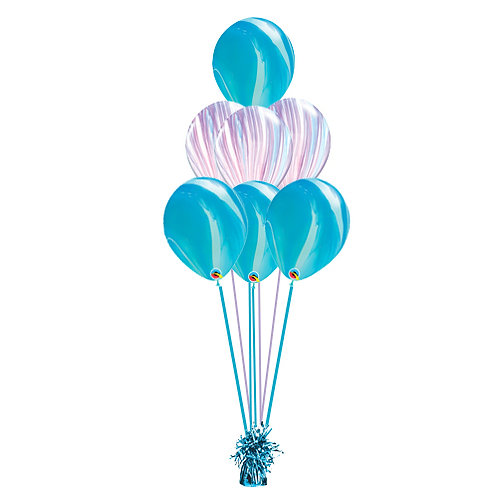 SuperAGate 7 Balloon Bouquet
