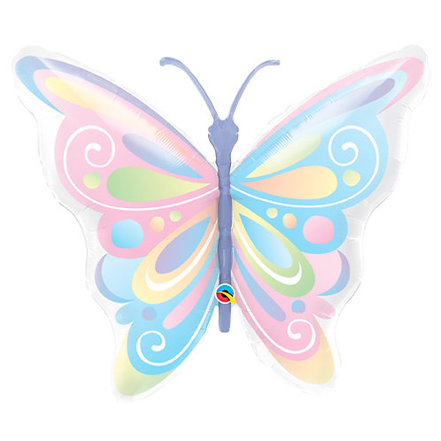 Butterfly Supershape Balloon Helium Filled