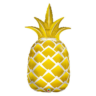 Pineapple Supershape Balloon