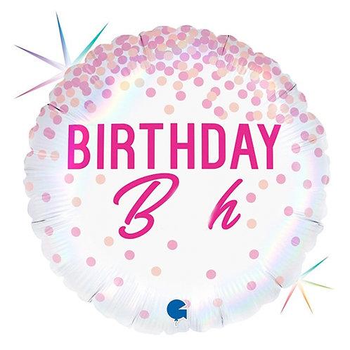 Birthday B***h Foil Balloon