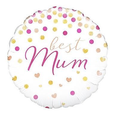 Best Mum Foil Balloon