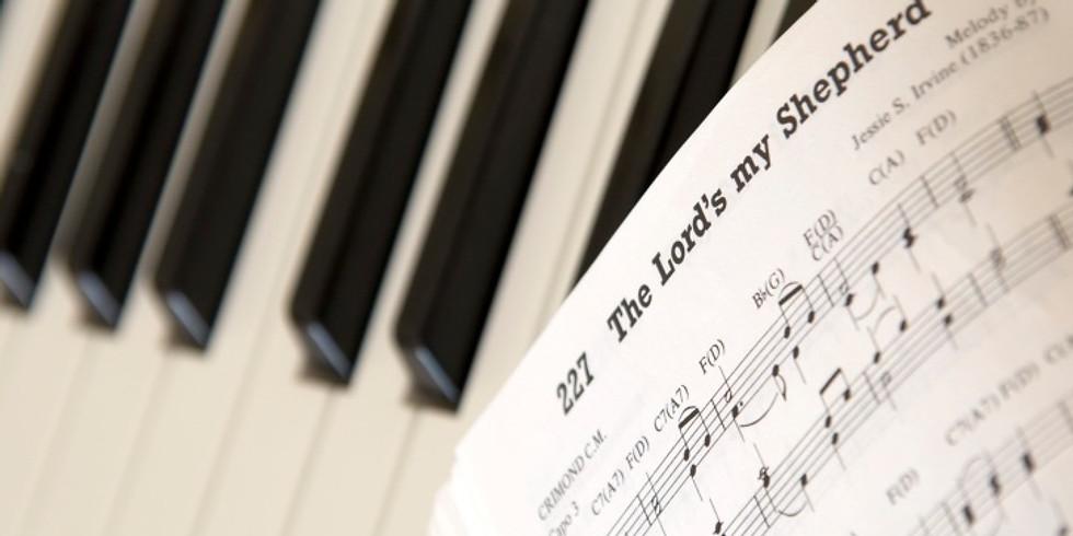 Music Ministry Appreciation Sunday