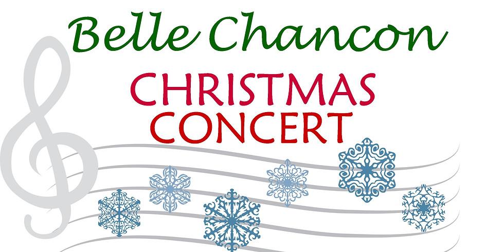 Belle Chancon Benefit Concert