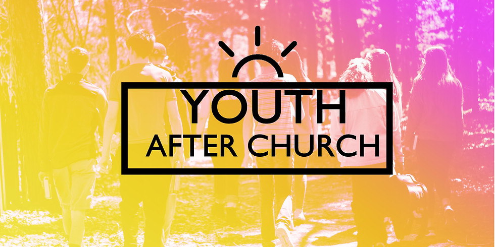 YAC { YOUTH AFTER CHURCH }