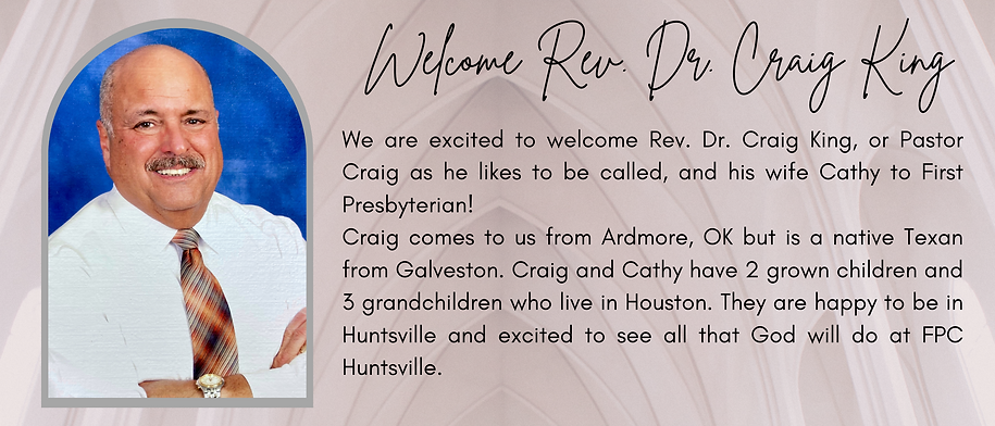 Welcome Rev. Dr. Craig King.png