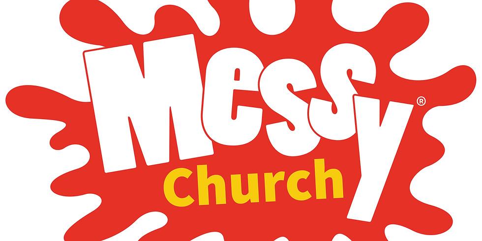MESSY CHURCH!