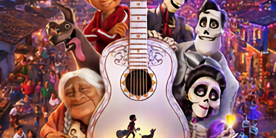 """First Friday Movie Night  - """"Coco"""""""
