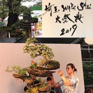 横田龍堂,ART,アーティスト,書道,大宮,盆栽,埼玉県