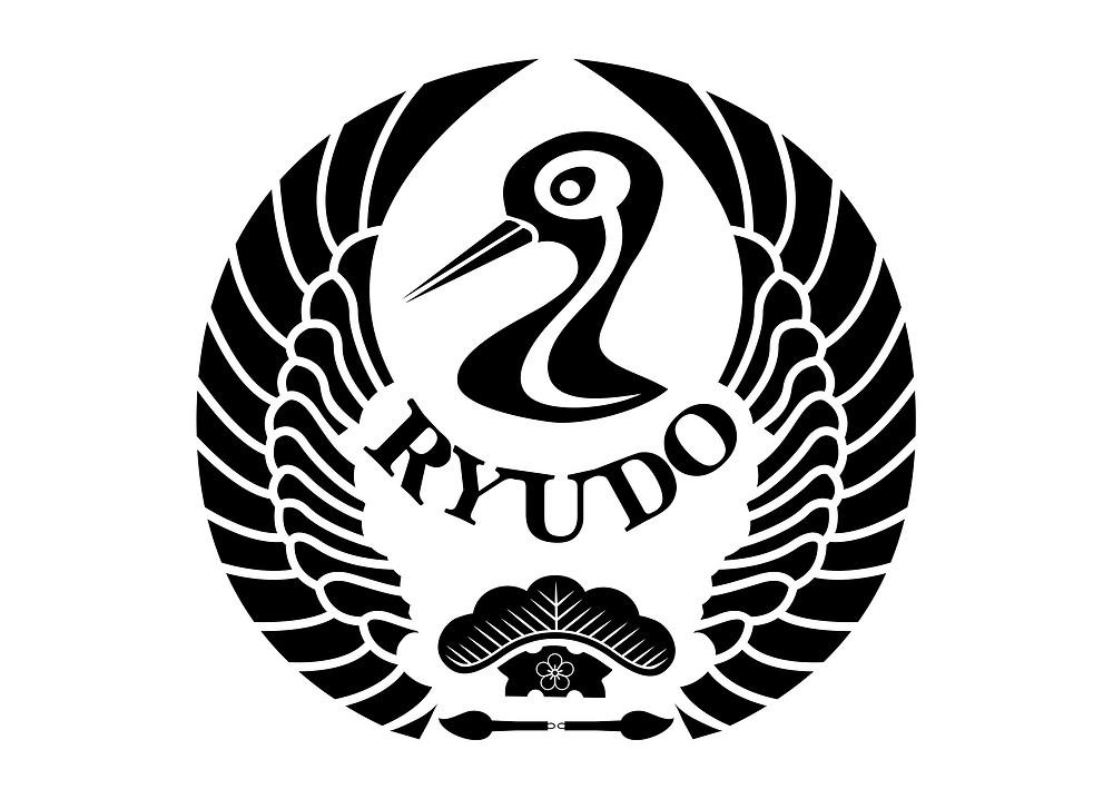 横田龍堂,ロゴ,書道,デザイン