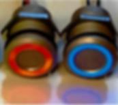 RWComponents Piezo Switch Dual Color Face