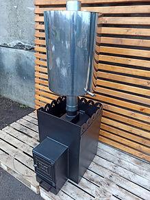 Печь для сауны Феникс 20 с баком
