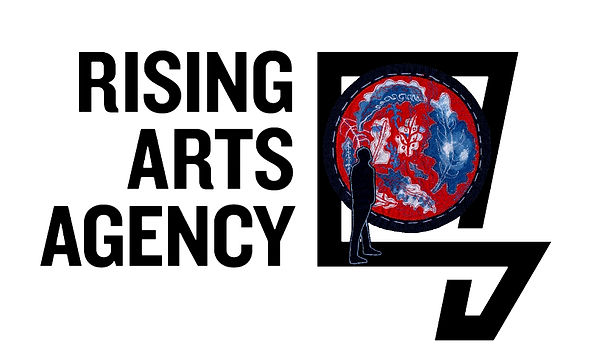 Rising Arts Agency Logo Illustration 2_L