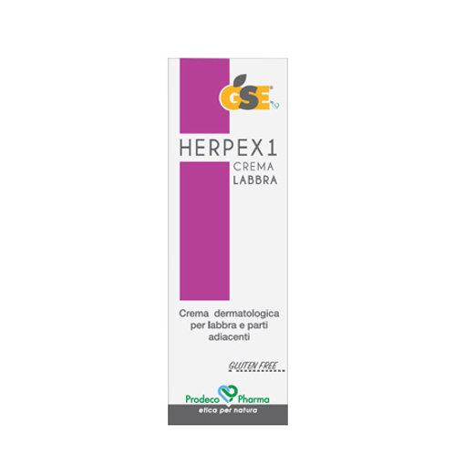 GSE Herpex1 Crema Labbra