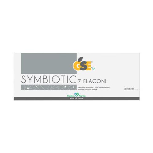 GSE Symbiotic 7 flaconi