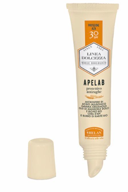 Apelab protettivo labbra antirughe SPF30