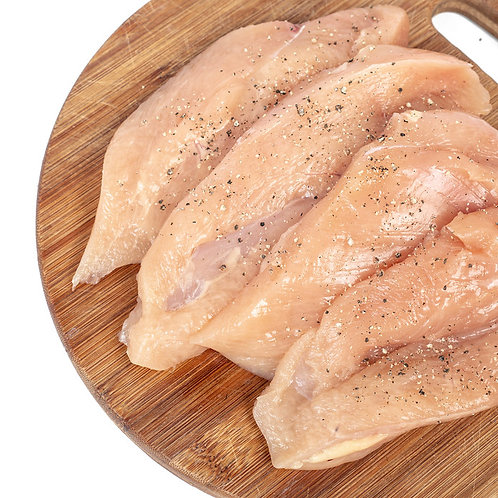 Skinless Chicken Mini Breast Fillets