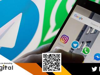 Qual a diferença do Telegram para o WhatsApp? Veja com a x10: