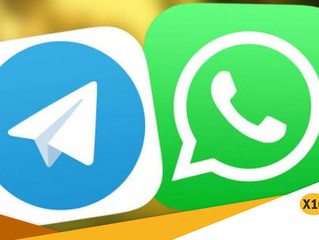 Qual a diferença do Telegram para o WhatsApp?