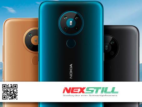 Nokia 5.3 é lançado no Brasil por R$ 1.899 com produção nacional