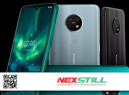Nokia 7.3 deve ser lançado em 22 de setembro