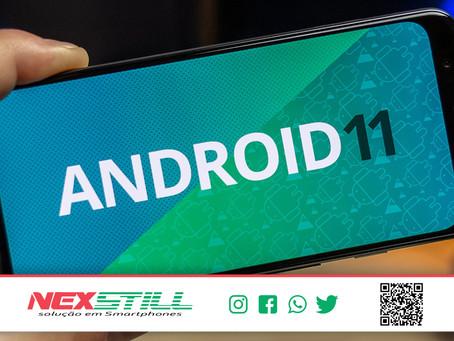 Android 11: saiba quando seu celular vai receber o sistema do Google:
