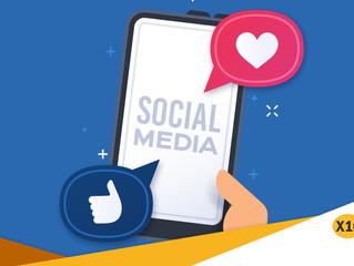 Conheça com a X10 os 5 segredos das empresas que dominam as redes sociais: