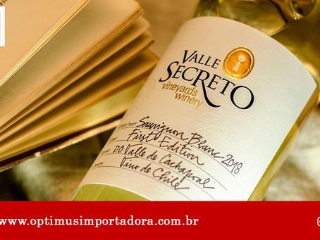 Aprenda com a Optimus Importadora sobre vinhos do Chile