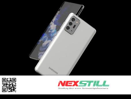 Samsung deve abandonar linha Note para focar no Galaxy S21