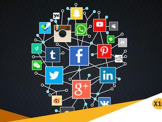 Redes sociais aliadas importantes no marketing digital