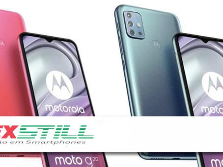 Moto G20: novo Motorola tem especificações e design vazados: