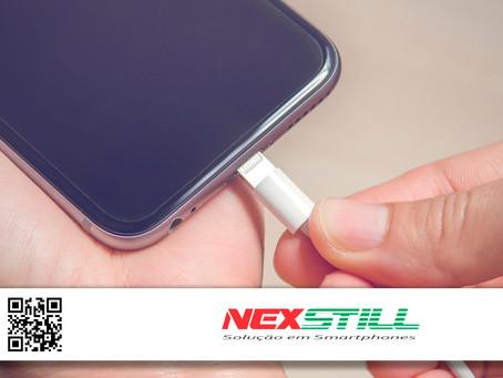 Bateria do iPhone acabando rápido? Veja com a Nexstill o que fazer: