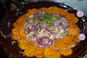 buffete peruano
