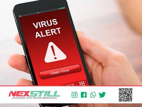 Como saber se o celular está com vírus? Veja com a Nexstill: