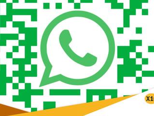 Aprenda como adicionar contatos no WhatsApp usando código QR