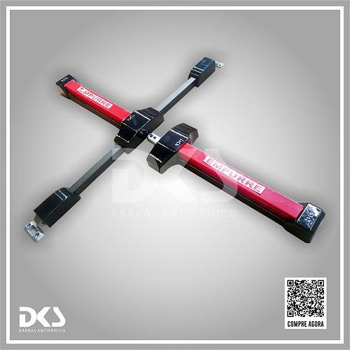Barras Anti Pânico Touch Dupla - DKS